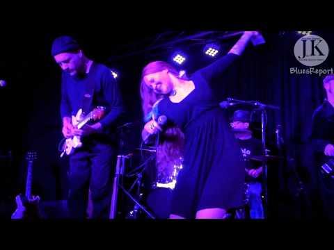 Layla Zoe & Band - I'd Rather Go Blind / Schwarzer Adler Rheinberg 2011