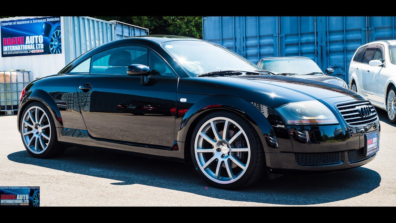 Walk AroundTest Drive Audi TT T Spd JDM Car - Audi car auctions