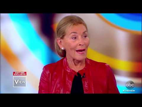 Judge Judy on gun control and Bloomberg's stop-and-frisk program | The View