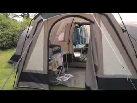 & Horizon Tent Walk through - YouTube