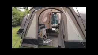 Horizon Tent Walk  through