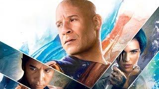Три ікси: Реактивізація / xXx: Return of Xander Cage (український трейлер №2)