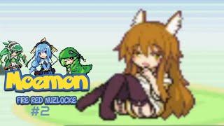 Didn't see that coming | Pokemon Moemon Fire Red Randomizer Nuzlocke 2