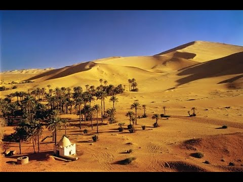 Algeria - a mysterious country in Africa