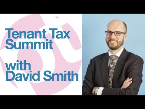 Tenant Tax Summit - David Smith RLA