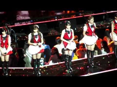 [Fancam] SNH48 at Dong Fang Feng Yun 03.31.2014