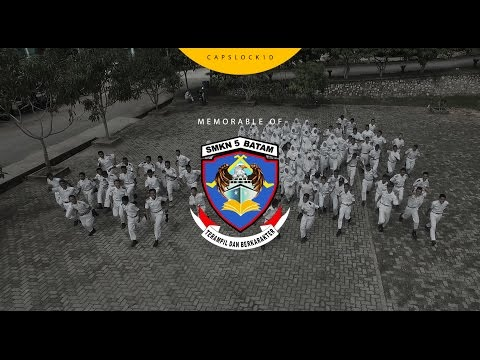 MEMORABLE OF SMKN 5 BATAM 2017 (YEARBOOK VIDEO)