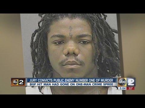 Jury convicts BGF hitman