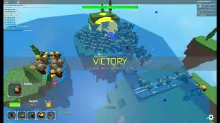 Roblox Tower Defence simulator Triumph small map