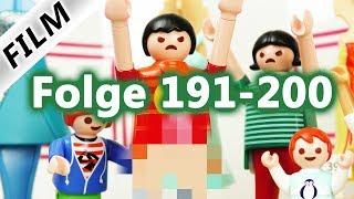 Playmobil Film Deutsch | Folge 191-200 | Kinderserie Familie Vogel | Compilation