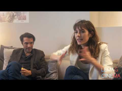 Rencontre Avec Nicolas Bedos Et Doria Tillier -  Mr et Mme Adelman
