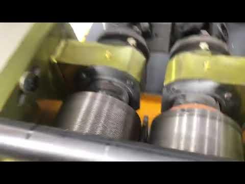 Automatic Rebar Thread Rolling Making Machine High Speed