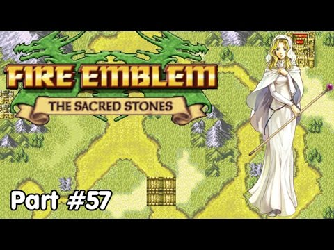 Slim Plays Fire Emblem: Sacred Stones - #57. Black Magic