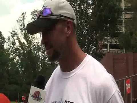Ricky Proehl Interview O-D Camps 2010
