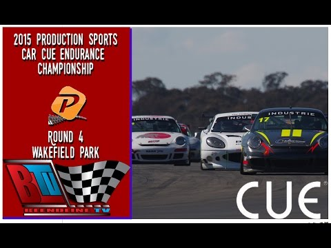 2015 NSW Production Sports Car Championship - Round 4 Wakefield Park