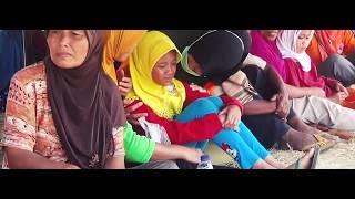 Gladi Lapang Bencana Gempa Bumi Desa Terong, Kecamatan Dlingo dalam rangka Launching DESTANA 2019