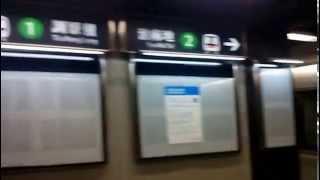 港鐵沙中線工程即將啟用嘅扶手電梯