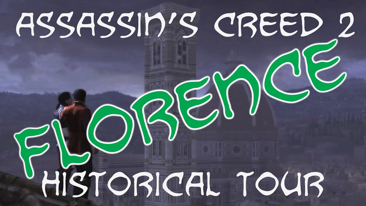 A Tour Through Florence in Assassin's Creed 2 thumbnail