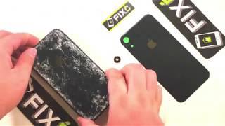 iPhone XR Back Glass Repair
