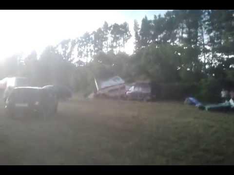Ураган на Дне Поля 2013 Чувашия 23.06.2013