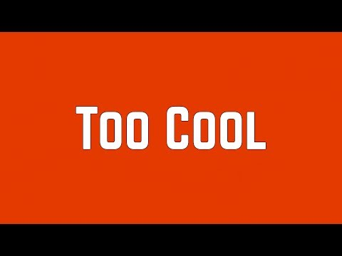 Meaghan Martin - Too Cool (Lyrics)