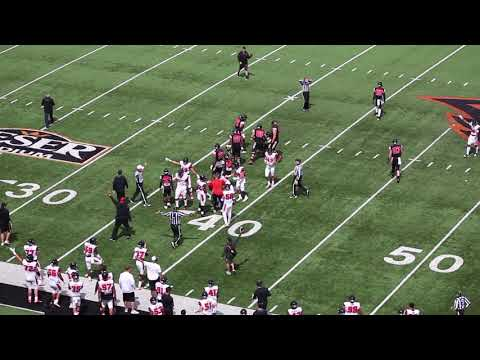Oregon State Beavers football spring game 2018