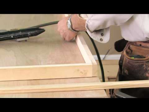 Trimming A Window - Brumley Tools How-To Series