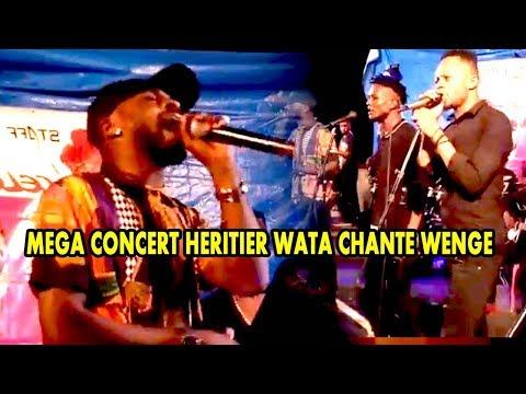 Exclusif: Suka Na Concert Heritier Wata Abeti Ba Nzembo Tous Atika Na Maison Mere Na Ba Vocal