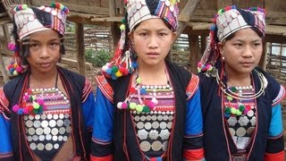 Trekking in Laos - 3 Day Hilltribes Trek near Phongsali, Laos.