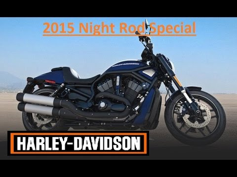 2015 Harley Davidson V Rod First ride & Review Night Rod Special ...