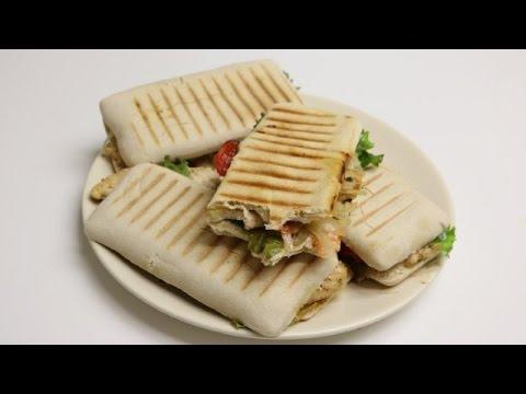 panini-kebab-au-poulet-facile-(cuisinerapide)