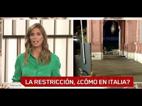 Argentina podría entrar en una cuarentena obligatoria