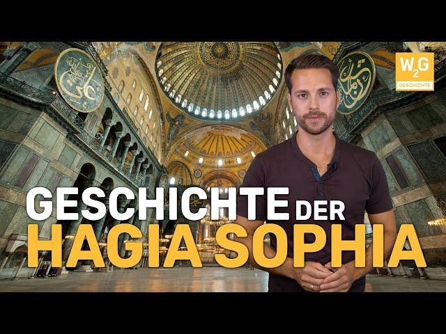 Hagia Sophia: Von der Kirche zur Moschee - MrWissen2go Geschichte