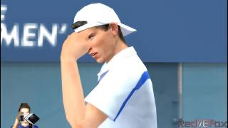 Smash Court Tennis 3 - Sports game for PSP [PPSSPP]