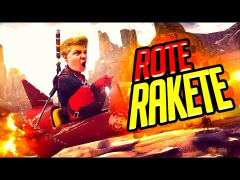 HWSQ 💀 216: Die ROTE RAKETE 🌟 Pummel Party