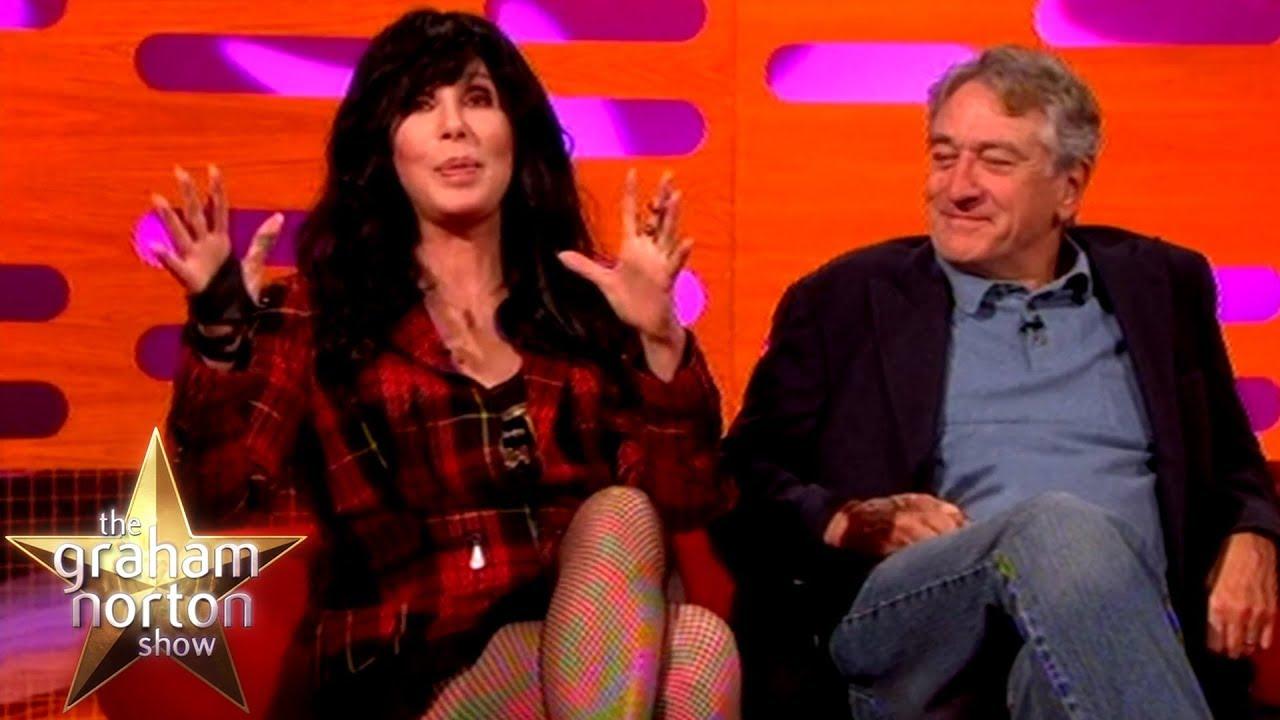 Robert De Niro & Cher Had Their Dinner Interrupted By Drag Queens | The Graham Norton Show