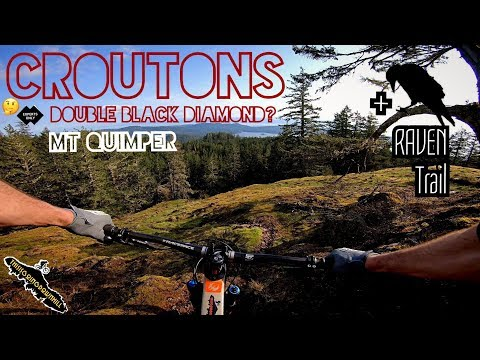 Mountain Biking On Vancouver Island - Croutons Harbourview Sooke