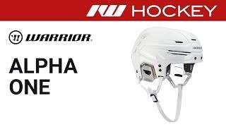 Warrior Alpha One Helmet Review