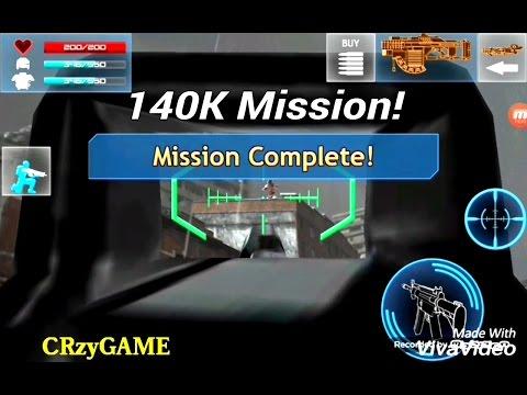 150K ENEMY STRIKE MISSION