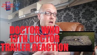 13th Doctor trailer reaction