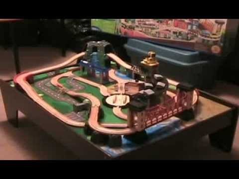 Imaginarium express train table & Imaginarium express train table - YouTube