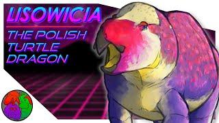 Lisowicia - The Polish Turtle Dragon
