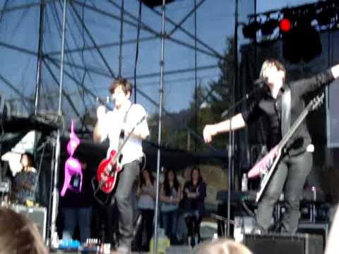 Marianas Trench - Masterpiece Theatre II Live @ Whistler April 23rd, 2011