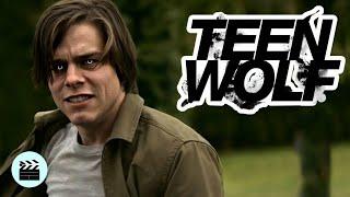 Serie de teen wolf