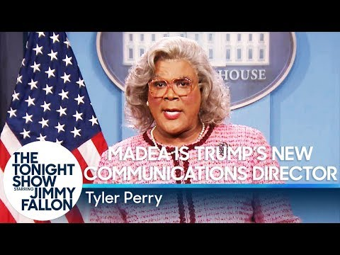Madea Is Trump's New Communications Director Mp3