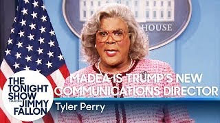 Madea Is Trump\'s New Communications Director