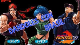 The king of fighters 97 - Equipo