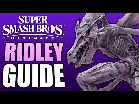 Super Smash Bros Ultimate | Ridley Guide