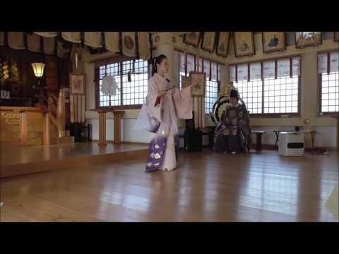 Traditional Japanese Dance「Crane」鶴の声