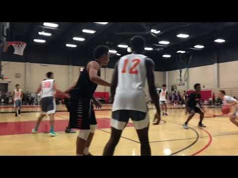 2018 SDSU Team Camp - Balboa School game 3 of 9